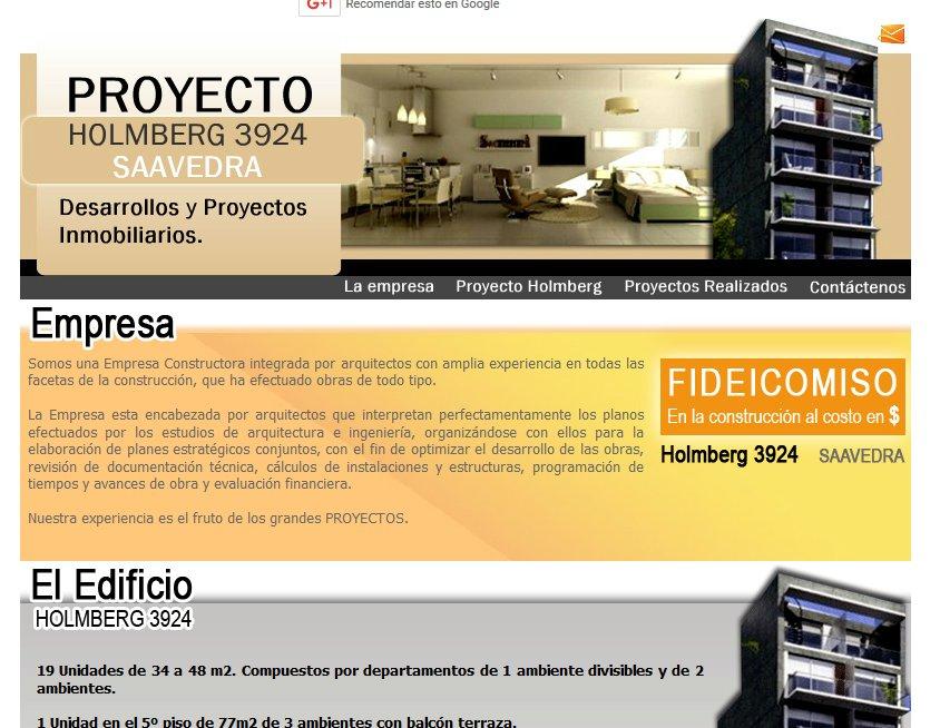 Holmberg Inmobiliario