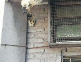 Instalacion de camaras en Deposito