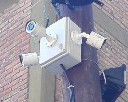 Sistema de video vigilancia Barrio abierto