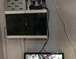 Sistema Hikvision 720P En Distribuidora