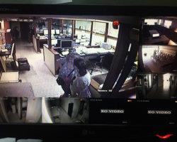 Instalacion hikvision padasystem en laboratorio