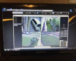 Instalacion sistema de seguridad en casa barrio privado