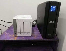 Instalacion NAS Qnap Storage para Video Vigilancia